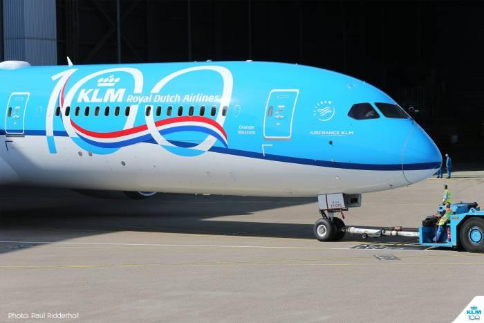 Maskapai KLM