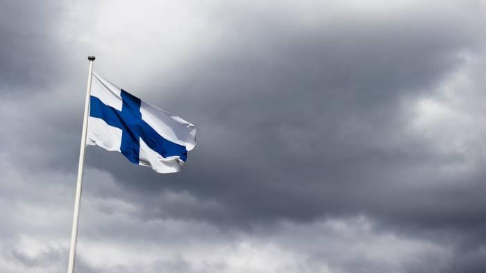 Bendera Finlandia