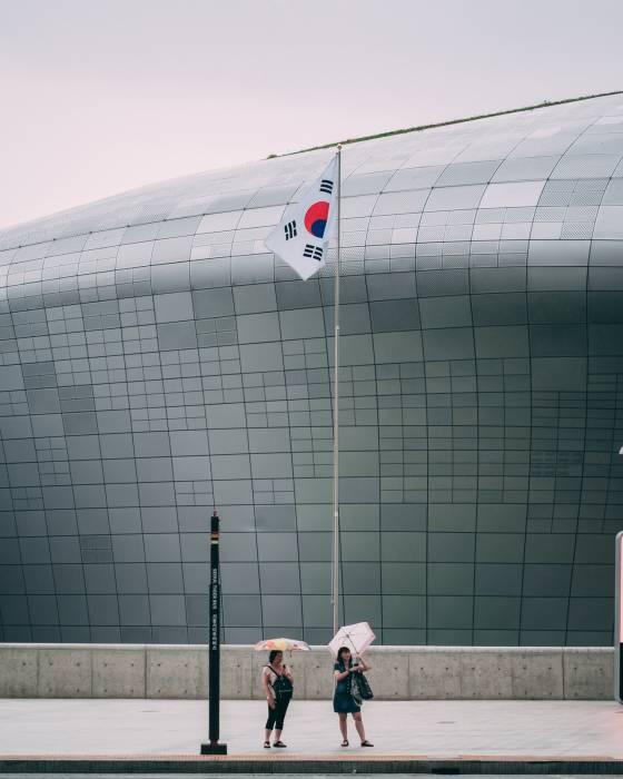 Seoul, kota di Korea Selatan