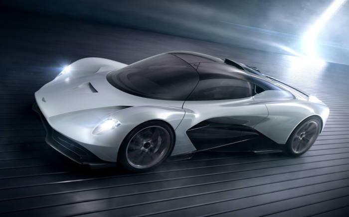 4 Mobil Aston Martin di Film Terbaru James Bond