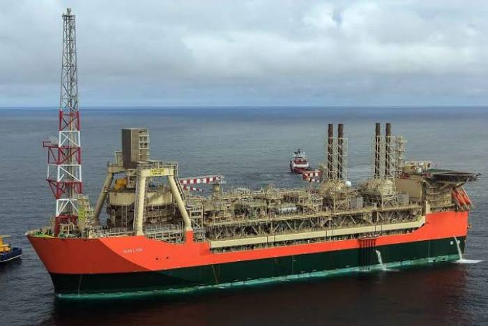 Floating Production ship