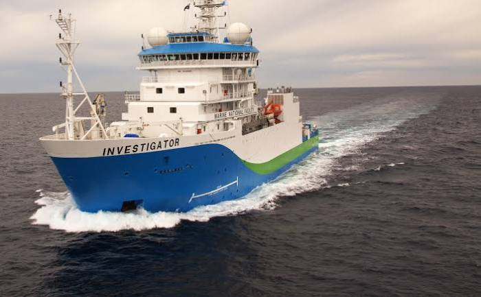Research Ship