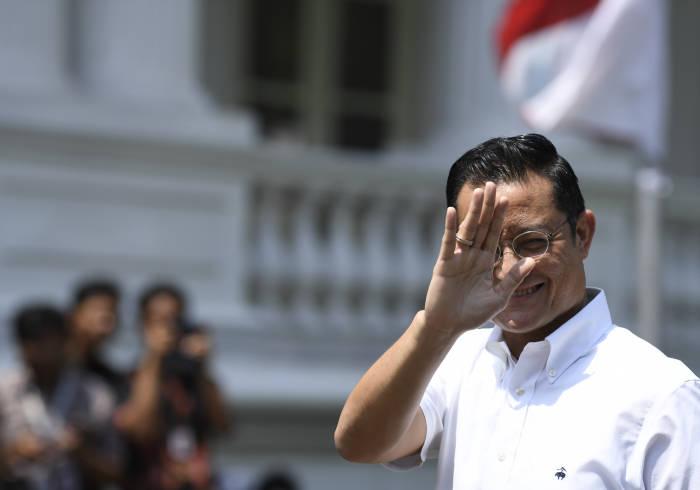 Juliari Jadi Menteri Jokowi