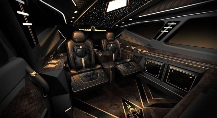 Sultan Punya! Karlman King, Mobil SUV Termahal Di Dunia