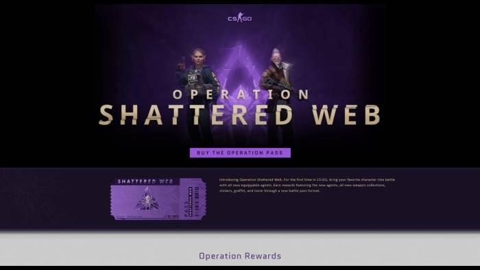 Operation CS:GO