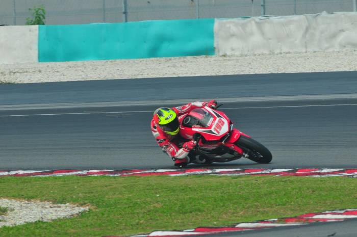 Pembalap Indonesia Juara Asia