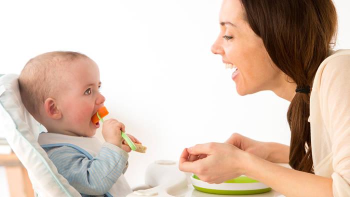 jadwal makan MPASI 6 bulan bayi