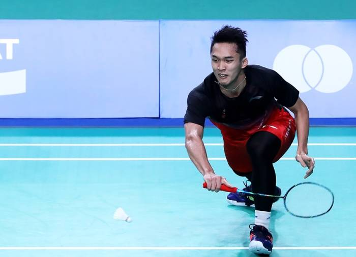Indonesia ke Final SEA Games 2019