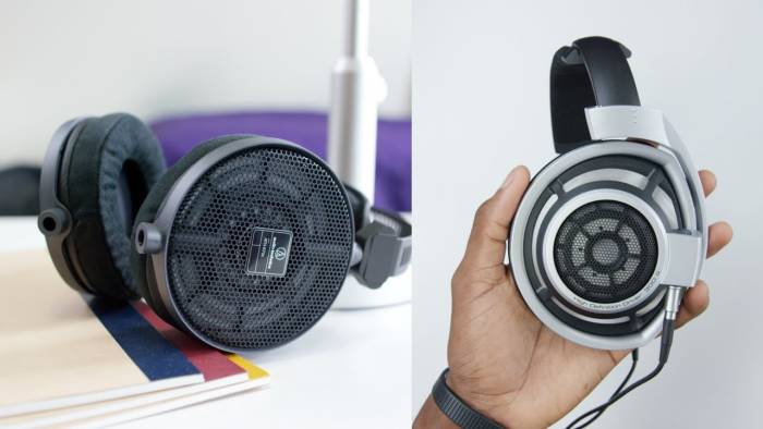 Open-back Headphone