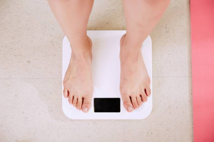 berat badan turun drastis
