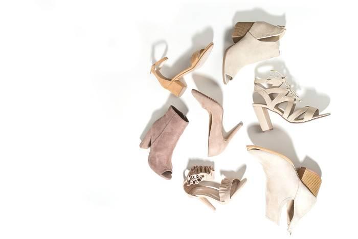 sandal atau sepatu kulit