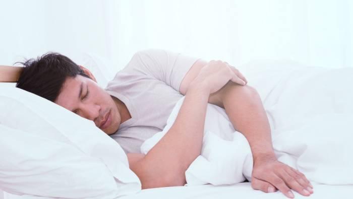 posisi tubuh yang nyaman saat tidur