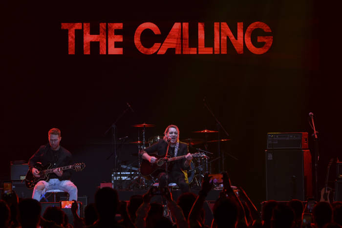 the calling, jakarta blues international festival, jbif, blues