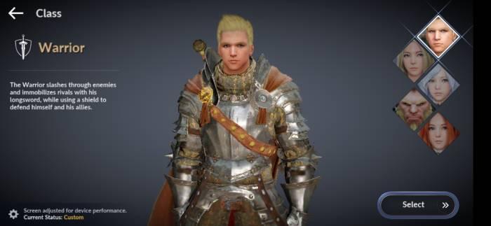 BDM Warrior