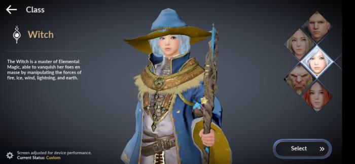 BDM Witch