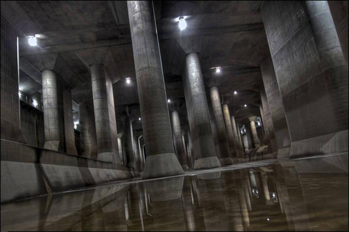 katedral banjir