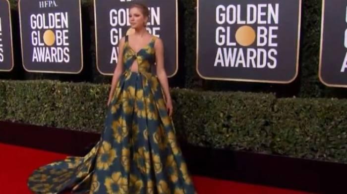 Taylor Swift Jadi Gaun Terbaik di Golden Globes 2020