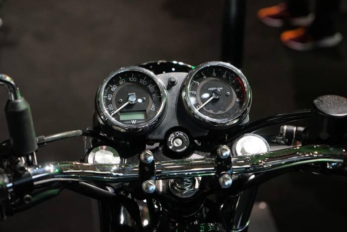 Perbaikan motor setelah turing jauh