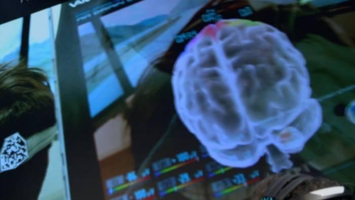 Ilustrasi otak secara digital (reuters.tv)