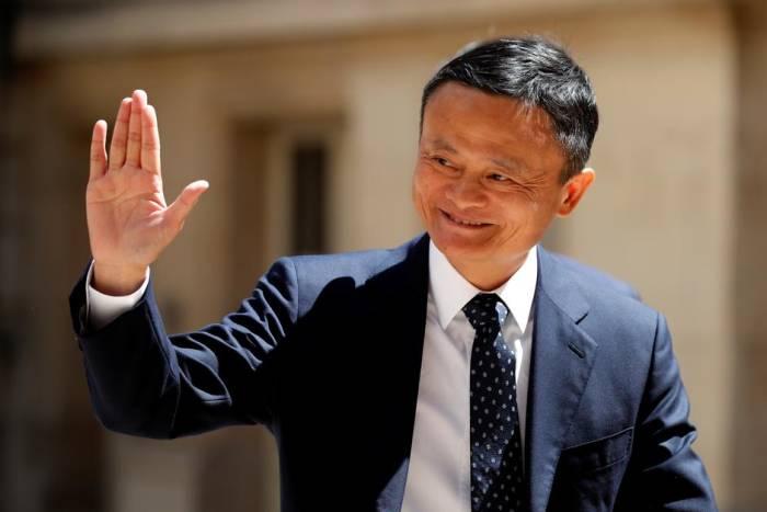 Pendiri Alibaba, Jack Ma