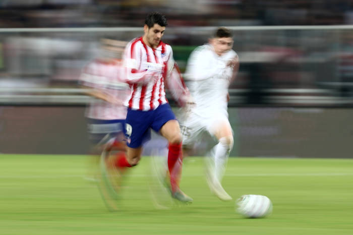 real madrid, piala super spanyol, real madrid juara, atletico madrid, king abdullah sports city, jeddah, arab saudi