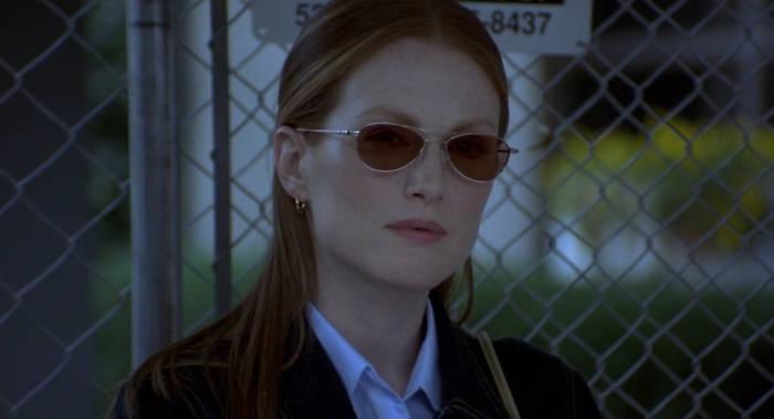 Tokoh Clarice Starling yang diperankan Julianne Moore dalam