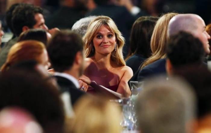 Reese Witherspoon di antara tamu yang hadir di Critics` Choice Awards (REUTERS/Mario Anzuoni)