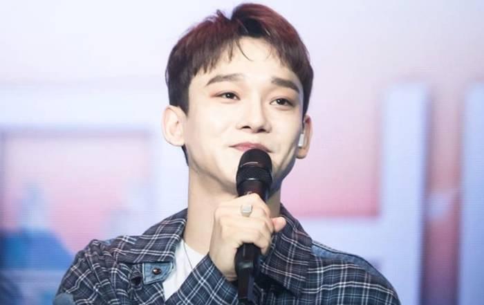 Chen EXO (Instagram/@exochenn)