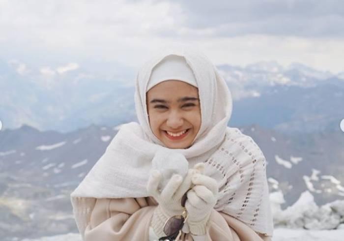 Tissa Biani memerankan tokoh Sayyidah di film