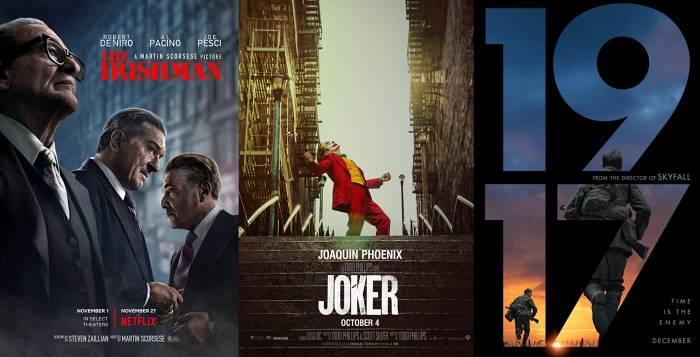 Tiga dari sembilan film yang akan bersaing di kategori