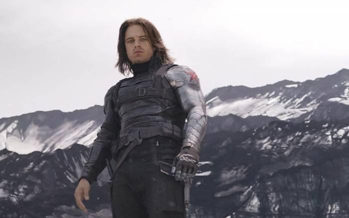 Winter Soldier (Bucky Barnes) diperankan oleh Sebastian Stan