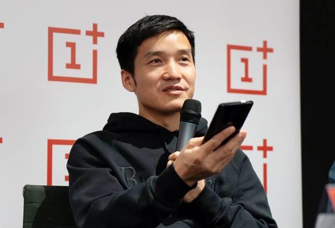 CEO OnePlus, Pete Lau