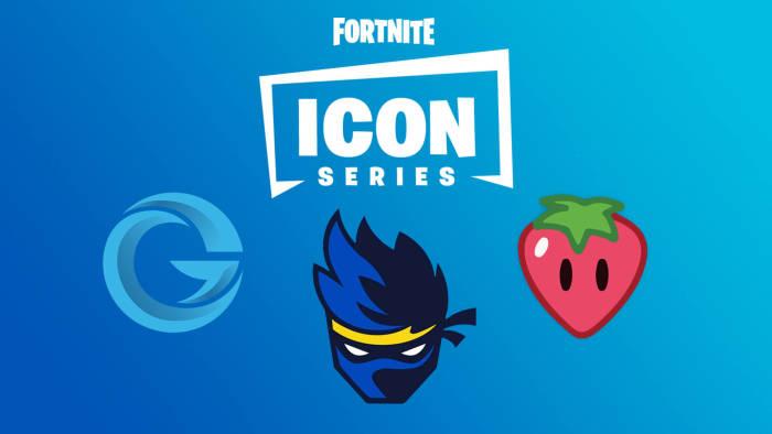 Fortnite Icon Series
