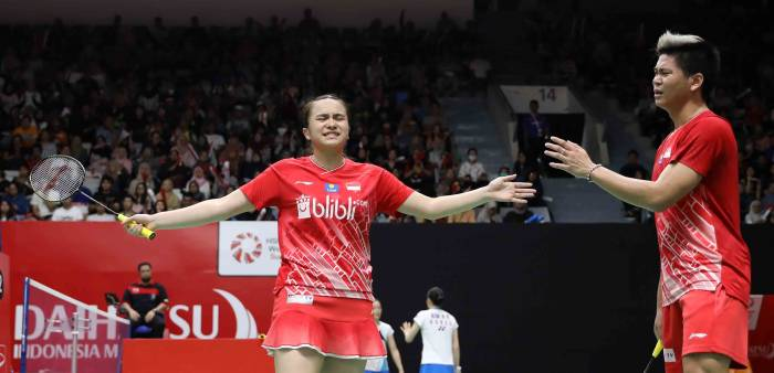 Praveen/Melati Indonesia Masters 2020