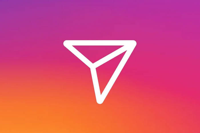Logo Direct Messages Instagram