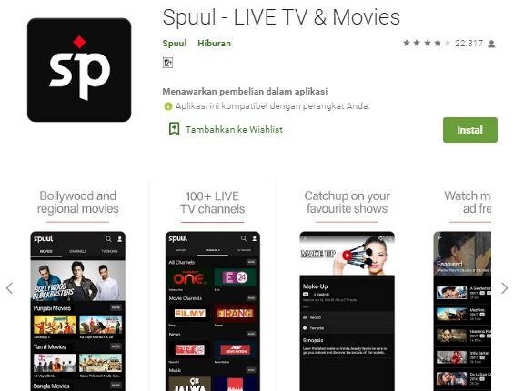 10 Aplikasi Nonton Film India Subtitle Indonesia Berkualitas Hd Recommended Indozone Id