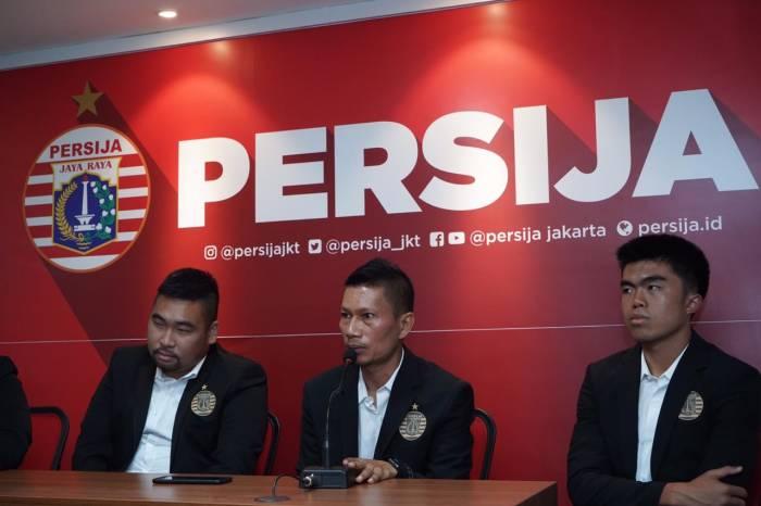 Ismed Sofyan Persija Jakarta
