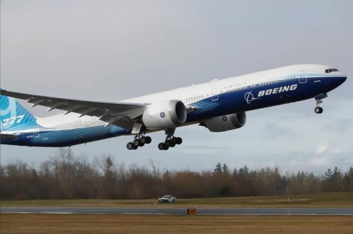 Boeing, Boeing 777X