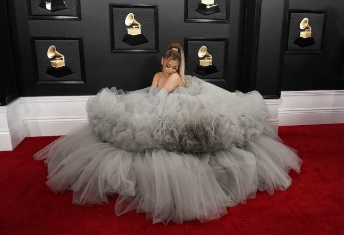 Ariana Grande Grammy Awards 2020