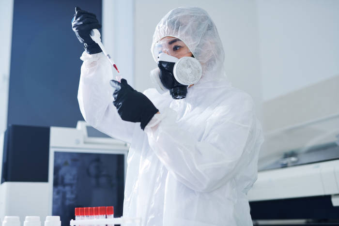 5 Senjata Biologi Paling Mematikan di Dunia