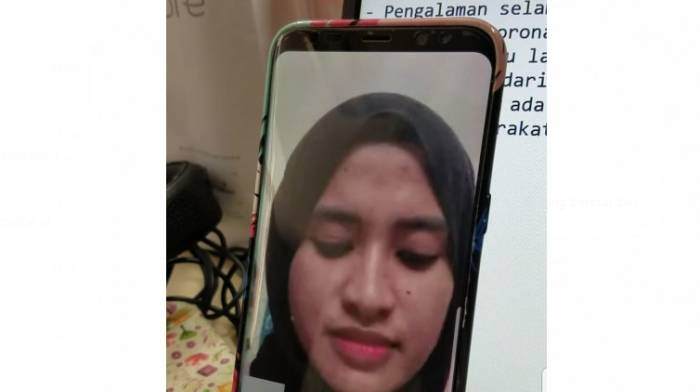 Wawancara dengan Feby, mahasiswa Indonesia di Tiongkok (INDOZONE/Desika Pemita)