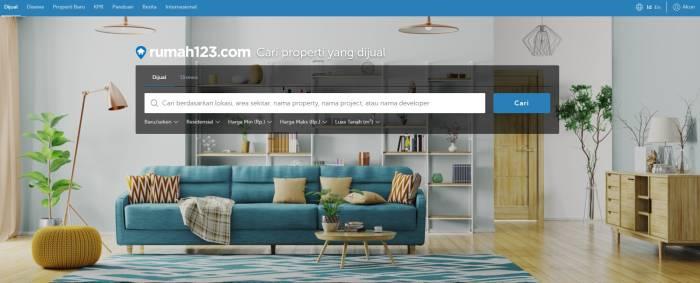 Situs jual beli rumah properti online terbaik
