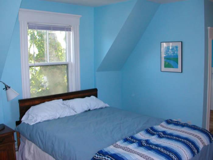 Kombinasi Warna Cat Rumah Biru Tampak Depan  mengungkap kepribadian berdasarkan kombinasi warna kamar