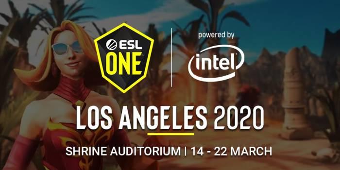 OG & Secret Dipastikan Berlaga Di ESL One Los Angeles 2020