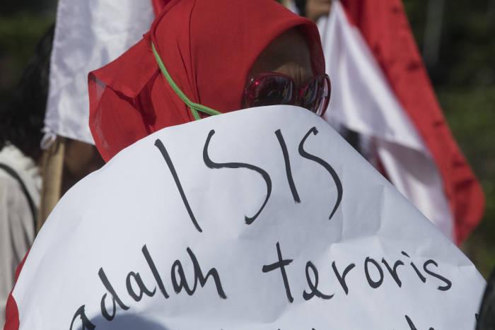wni eks isis, isis, pemulangan wni eks isis, teroris, pemulangan teroris