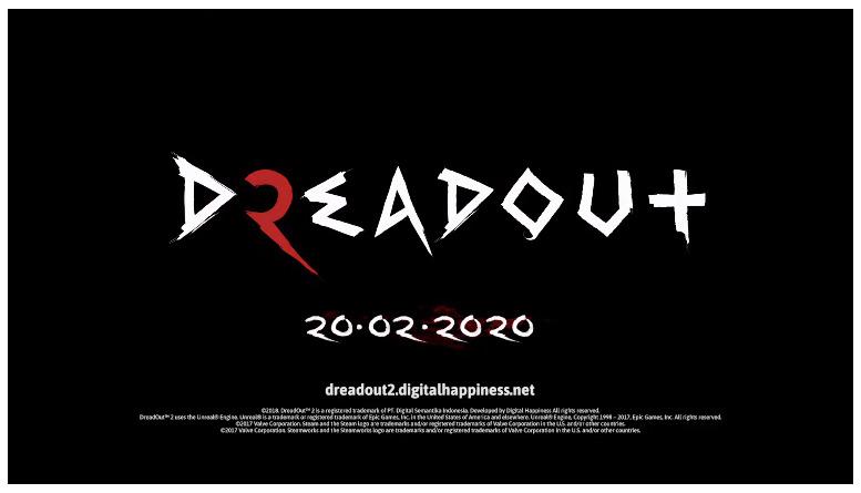 Tanggal perilisan game DreadOut 2