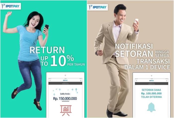 aplikasi tabungan online IPOTPAY