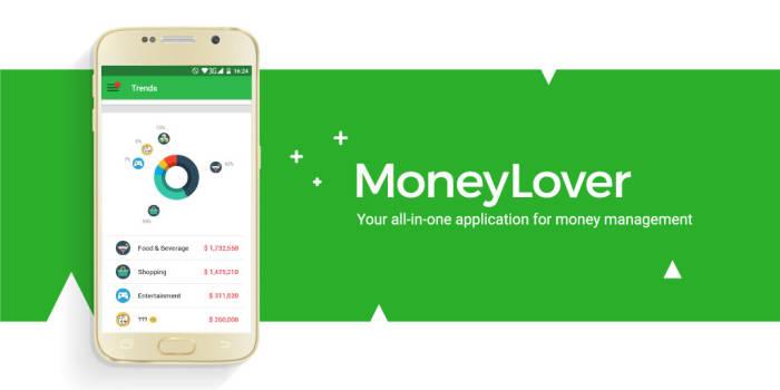 aplikasi menabung online terbaik Money Lover