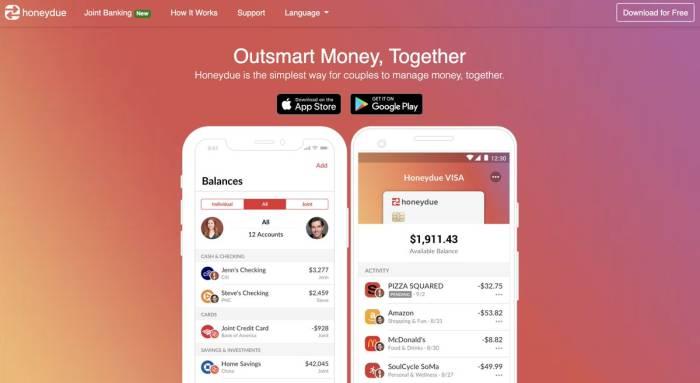 aplikasi tabungan online terbaik HoneyDue