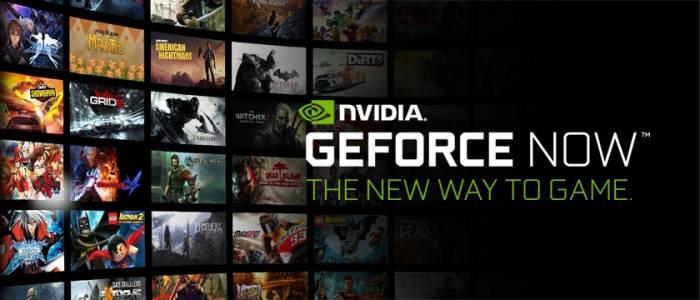 Layanan cloud gaming Nvidia GeForce Now